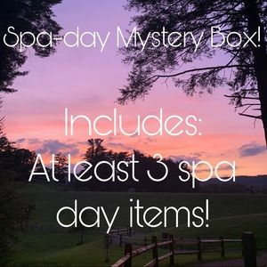 Spa Day Mystery Box!